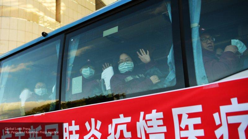 Посольство РФ обсуждает с Китаем возможность выезда россиян из провинции Хубэй