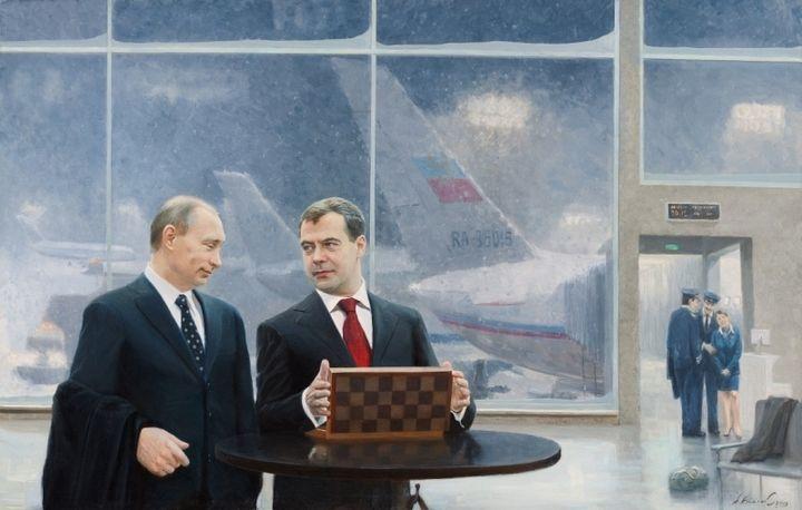 Как Медведев помог Путину предотвратить заговор олигархов