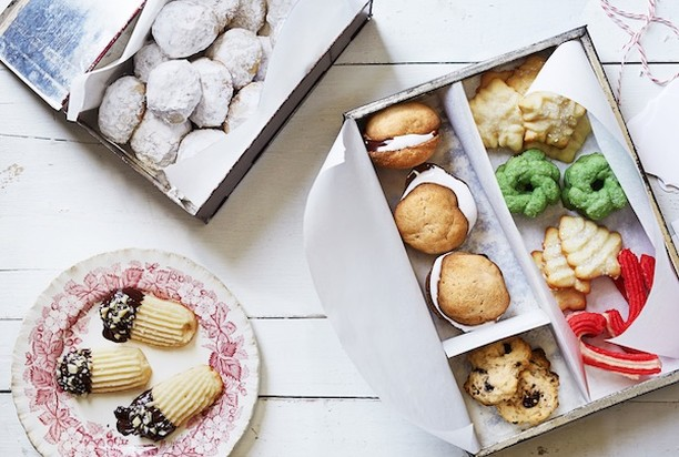 Печенье из творожного теста:…