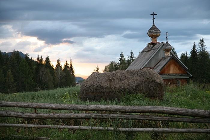 15 лет в плену у сибирских староверов
