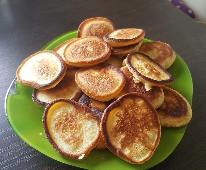 Вкусные оладушки
