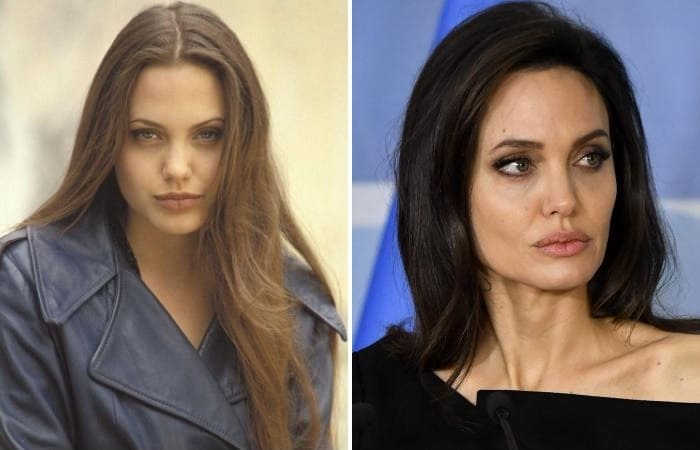 Сегодня исполняется 44 года Анджелине Джоли