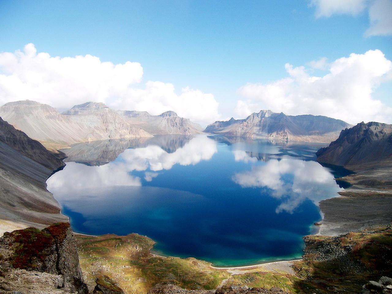 10 самых шокирующих озёр в мире интересное,озера,планета Земля,природа