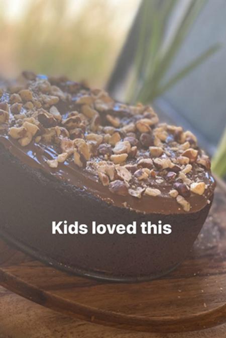 Рецепт для воскресного завтрака: гранола с какао от Виктории Бекхэм Стиль жизни,Еда и рецепты