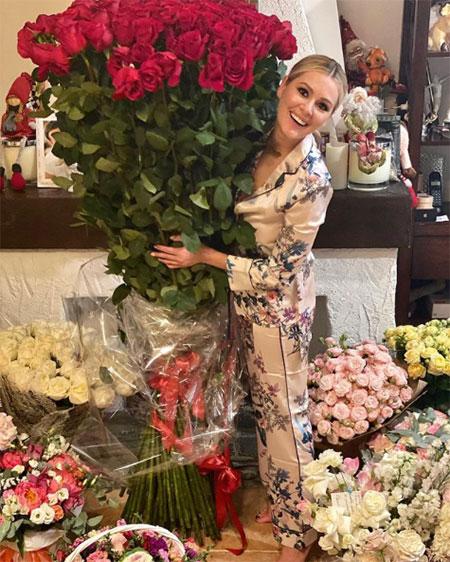 Мария Кожевникова показала фотографии с праздничного ужина в честь своего дня рождения Звезды,Новости о звездах