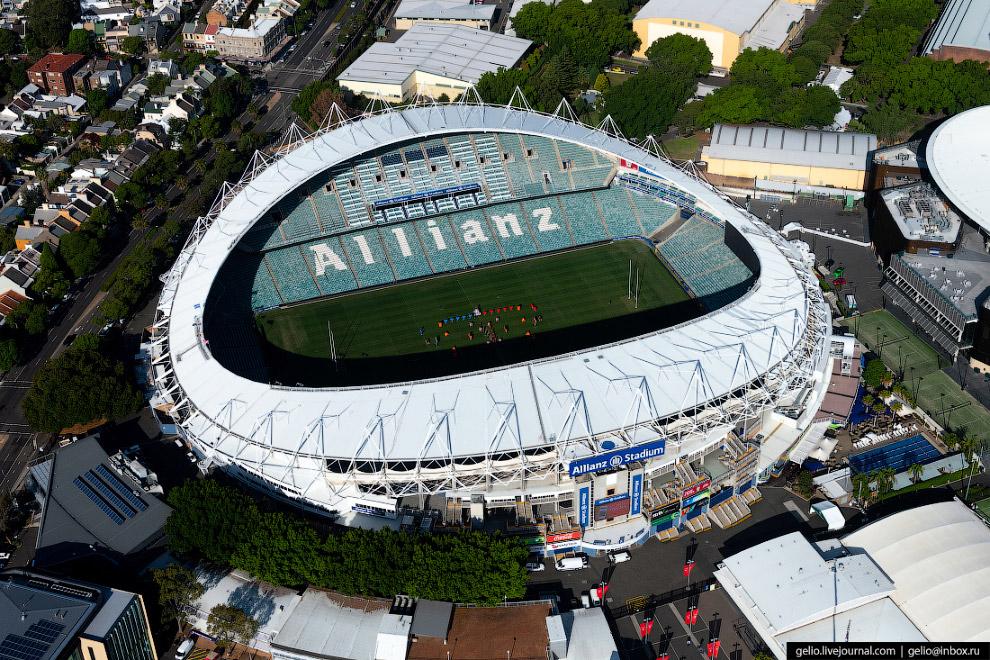 Сиднейский футбольный стадион
