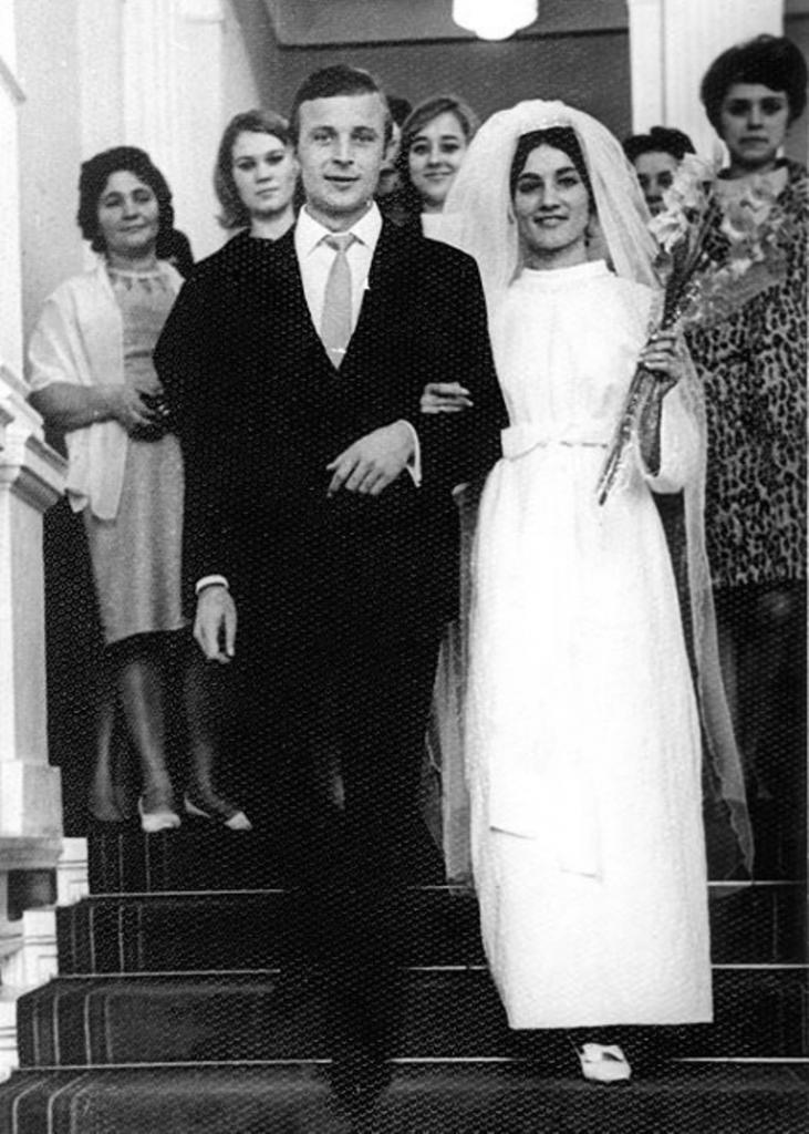 Свадьбы звезд СССР