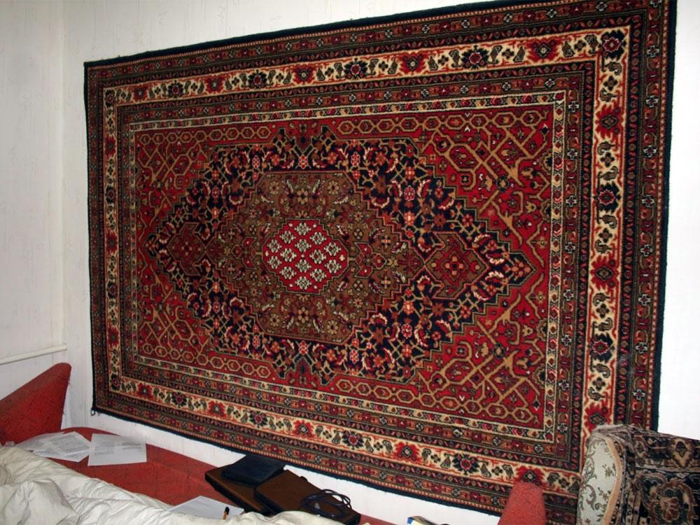 старые советские ковры фото даже