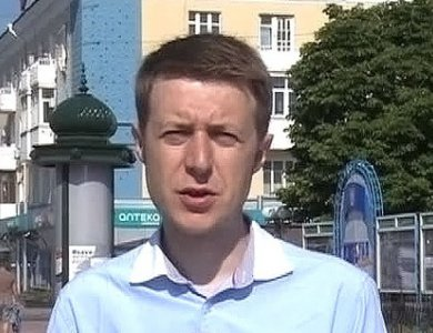 Пресс-конференция освобожденных журналистов телеканала Звезда.