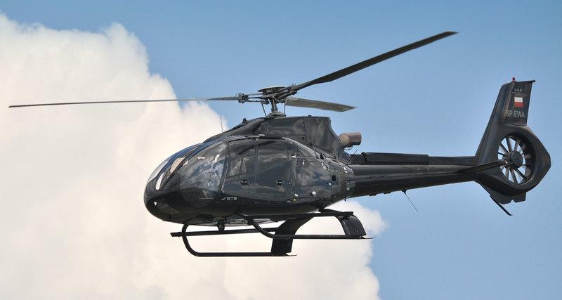 Запатентована система аварийной посадки вертолёта