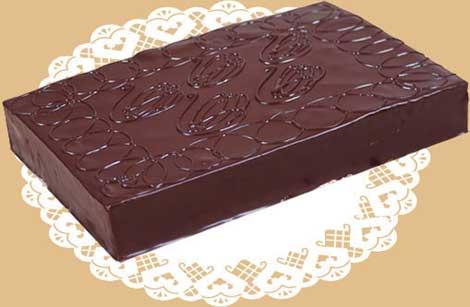 История торта.