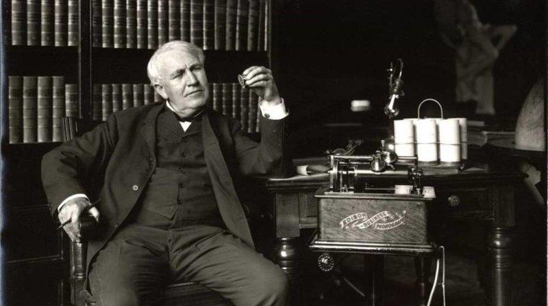 Обман Эдисоном стоил Тесле 50 000 долларов tesla, история, наука, факты