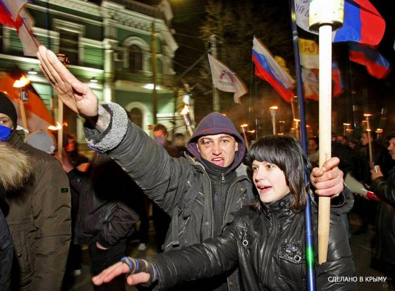 Российские шовинисты простят…