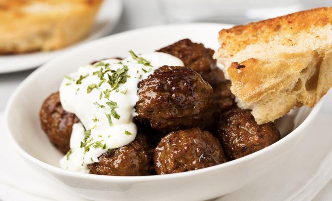 Фрикадельки по-гречески: вкуснейшее блюдо на каждый день