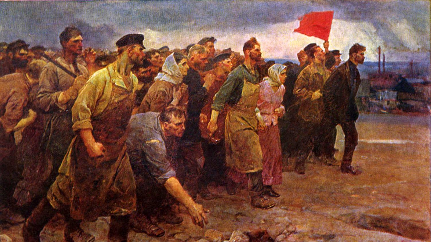 Кому нужна революция в России?