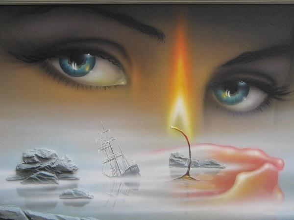 Глаза твои-алмазы мира!