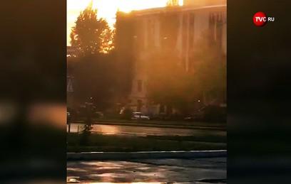 В ДНР квалифицировали взрыв в Донецке как диверсию