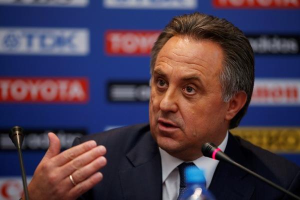 Мутко: ФИФА осталась довольна подготовкой России к ЧМ-2018