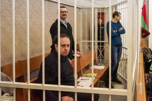 Cуд над белорусскими публицистами: точку ставить пока рано