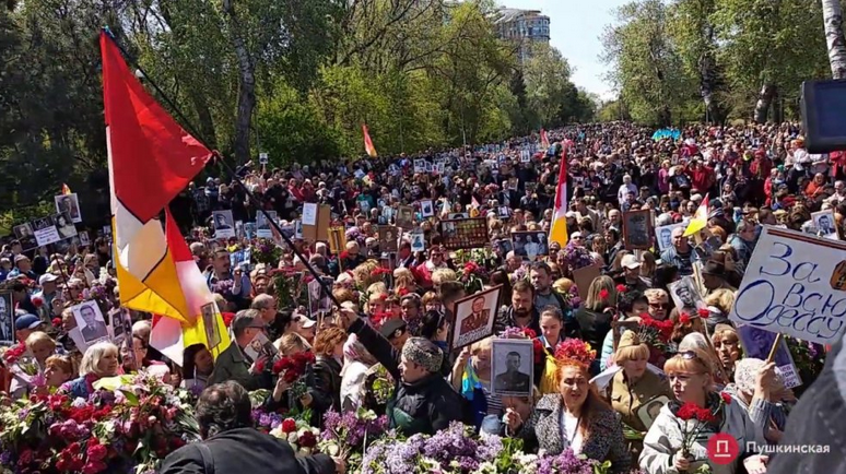 В Одессе зреет переворот: Город начинает отделяться от Украины