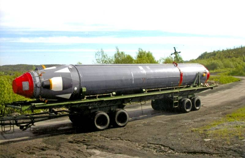 Прослужит еще 15 лет: Россия модернизировала баллистическую ракету «Лайнер» Видео