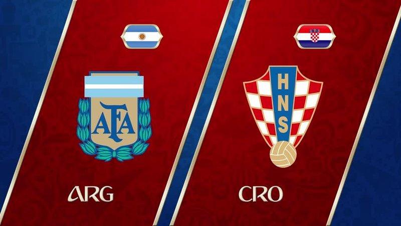 Аргентина - Хорватия. Статистика противостояний