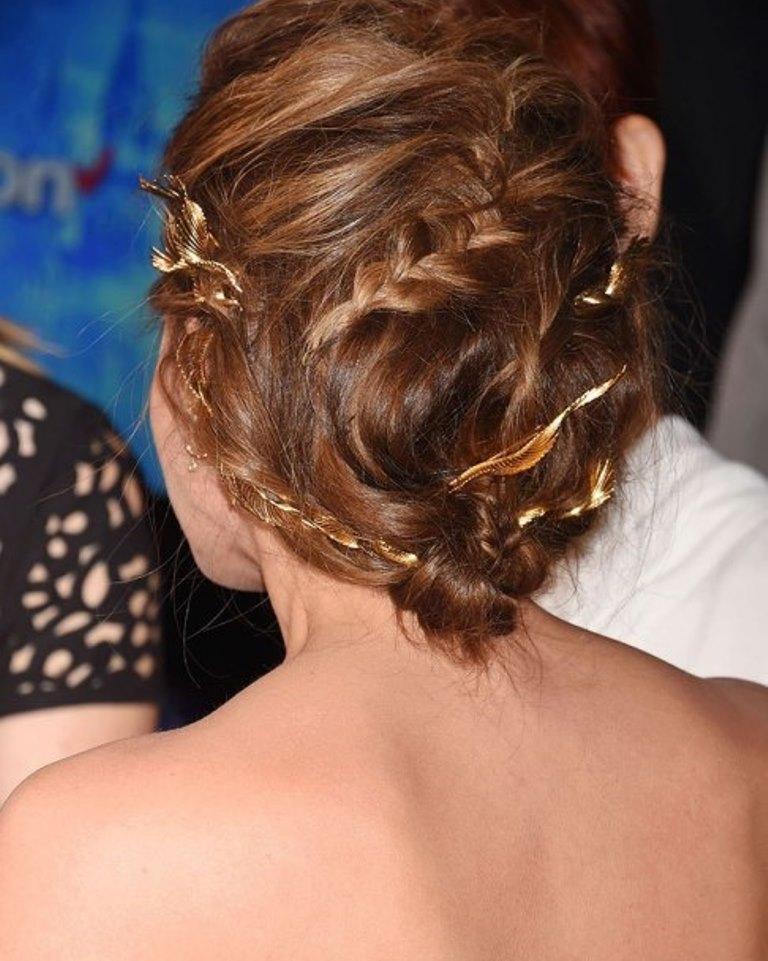 10 причесок знаменитостей, которые сзади выглядят намного оригинальнее