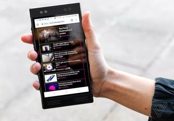 Сколько будет стоить голографический смартфон Red Hydrogen One?