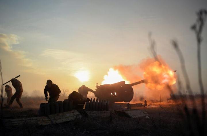 ВАЖНО: ВСУ ведут обстрелы Донецка