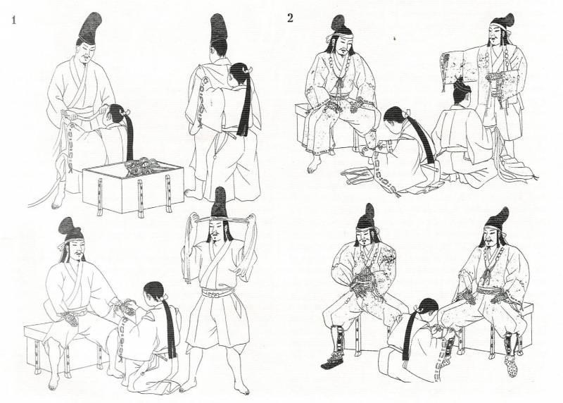Кого сложнее одеть: рыцаря или самурая? история