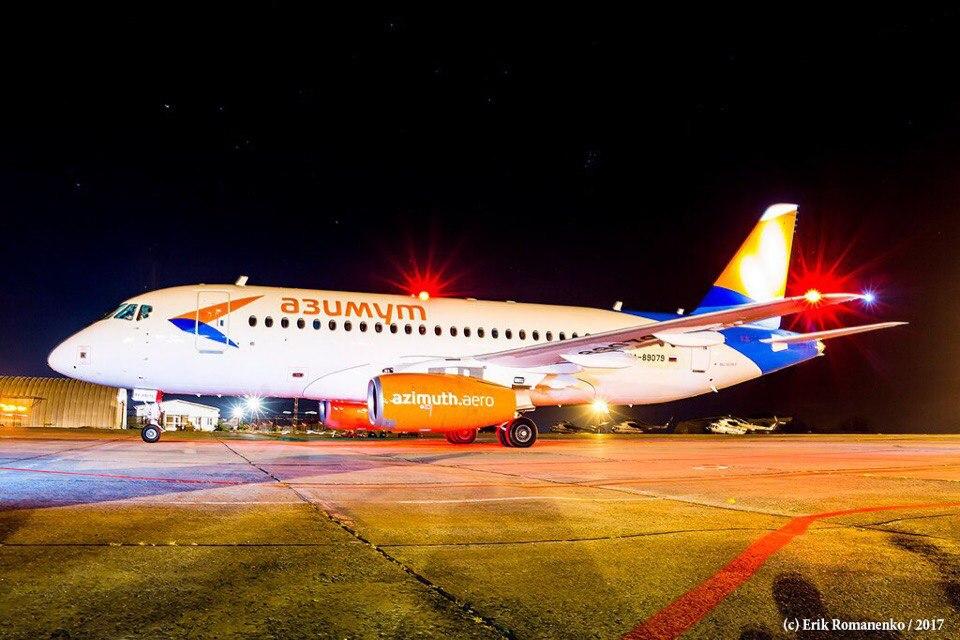 авиакомпания азимут фото самолеты кадры