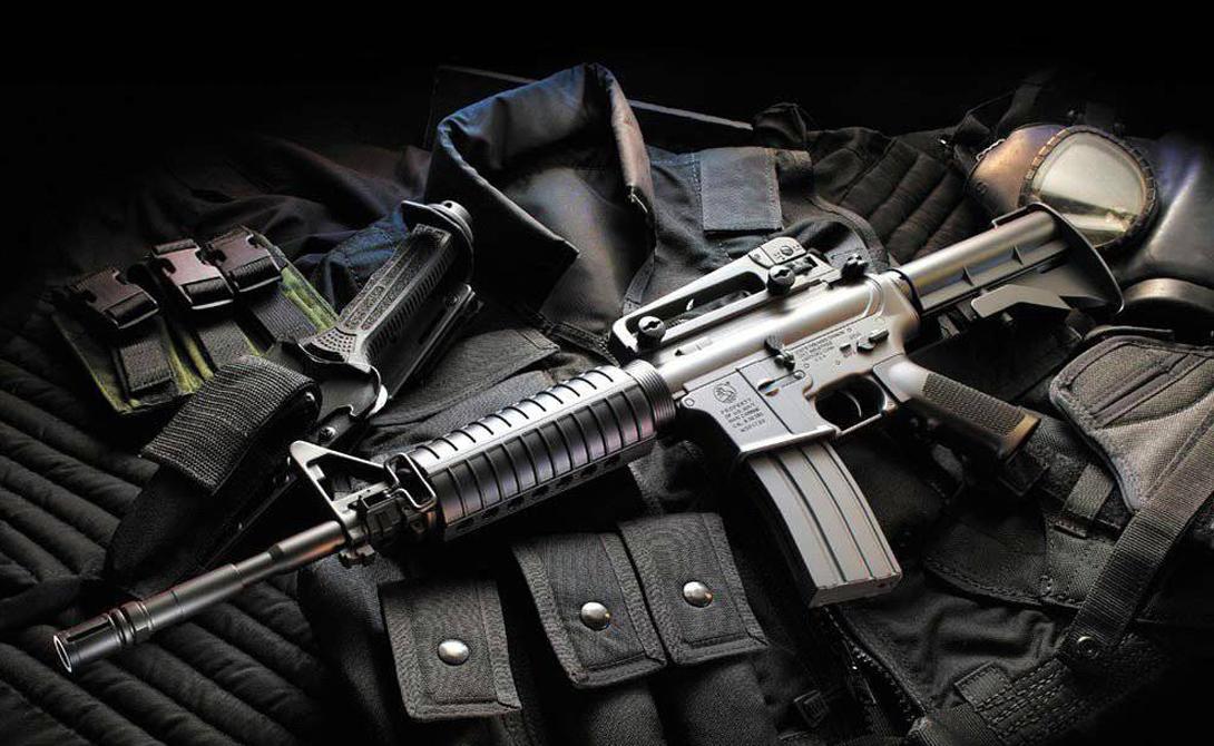Калашников против М-16: сравнение боевой эффективности