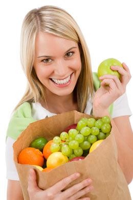 Основные правила здорового питания
