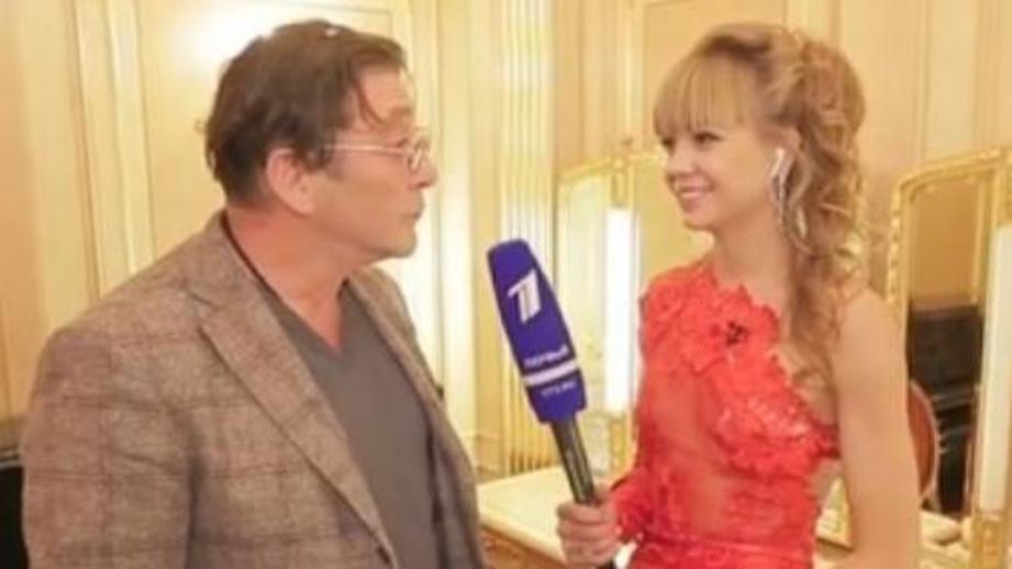 Григорий Лепс ударил микрофо…