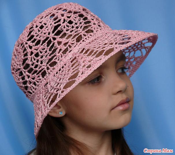 Летние шляпки для женщин Вязание крючком летних шляпок схемы и модели