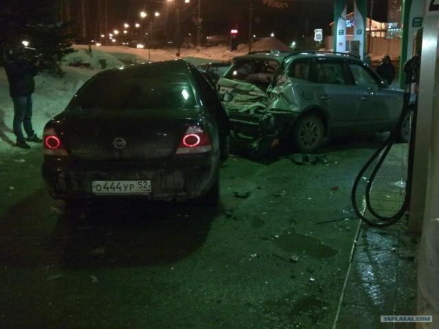 Я - чиновник, я могу оставаться безнаказанным! аварии,авто и мото,автоновости,Россия