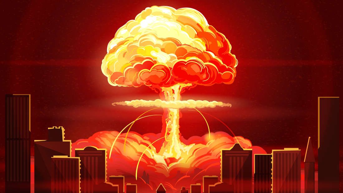 Научные рекомендации: как пережить ядерный взрыв