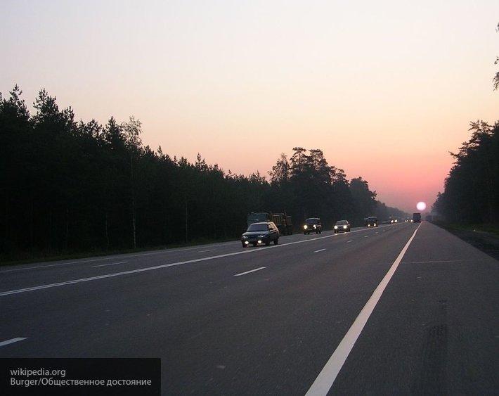 Завершилась реконструкция трассы М-7 «Волга» от Казани до Набережных Челнов