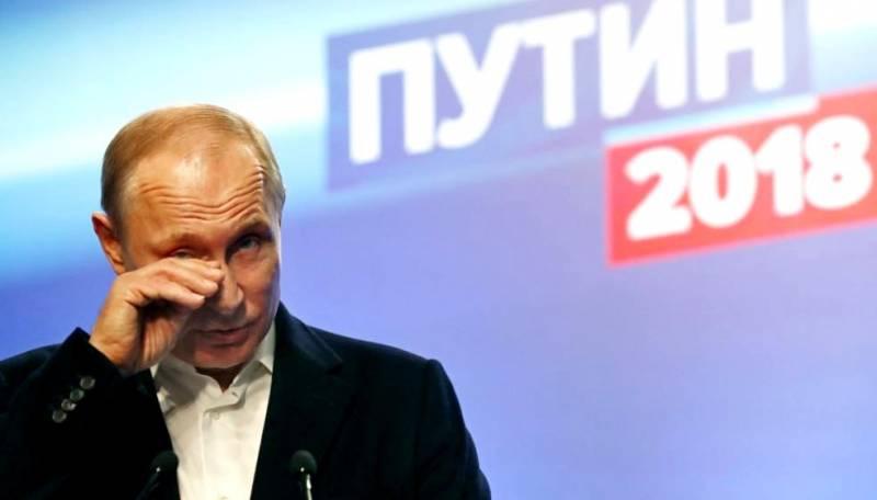 Европа поздравит Путина с по…