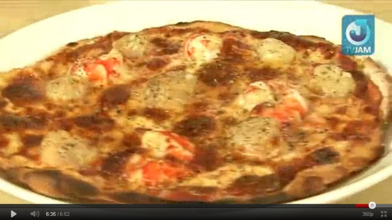 Быть Сержем МаRковичем: Пицца