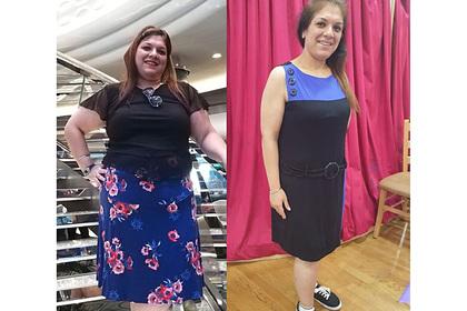 Женщина рассказала о похудении на 42 килограмма за 10 месяцев без спортзала Из жизни