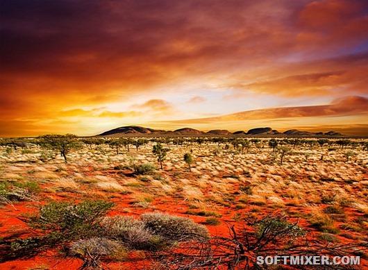 Самые необычные и красивые пустыни