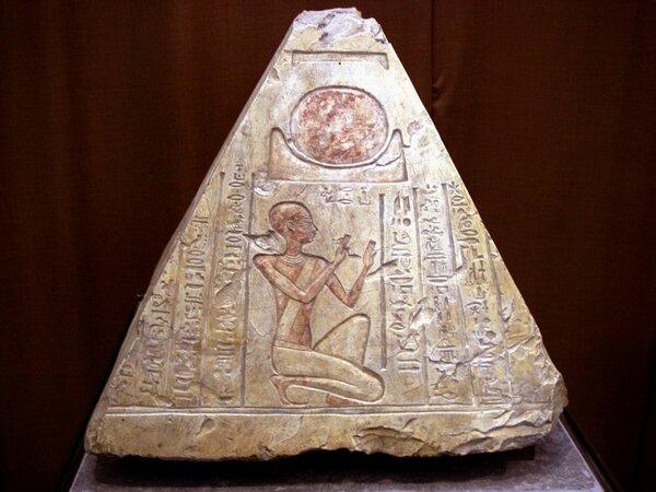 Невероятный артефакт древности: Бенбен