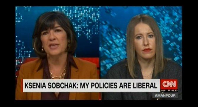 Врет, как дышит: Собчак: «эффект Трампа» может сработать, потому что моя популярность в России огромна