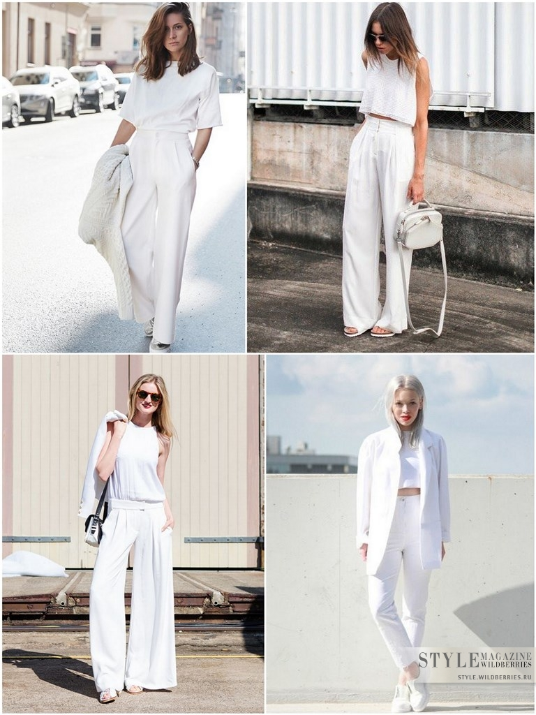 WSM White casual outfits 01