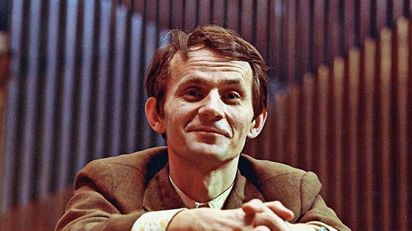 Народный артист России Алексей Евсюков назвал смерть композитора Игоря Лученка огромной потерей