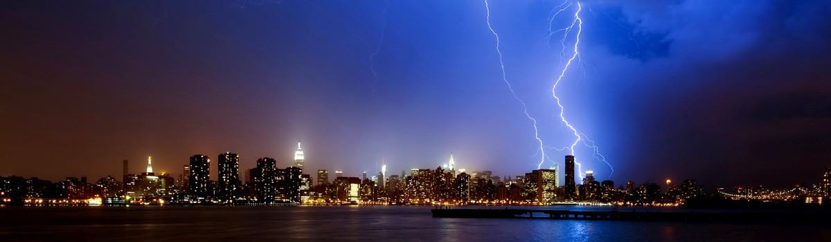 СЕКРЕТЫ ФОТОСЪЕМКИ. Как фотографировать молнии?