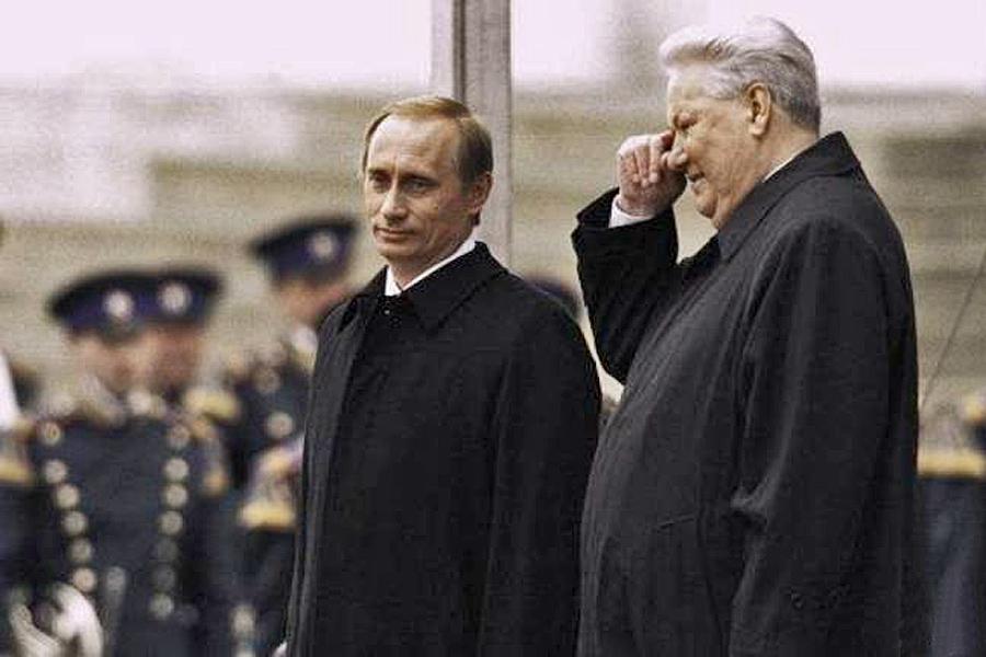 О феноменальном предательстве России
