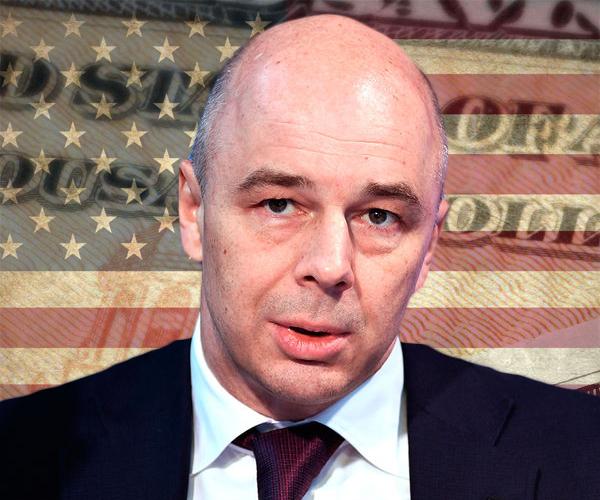 Силуанов: если правительство не будет вкладывать свободные деньги в США, то россияне их «проедят»