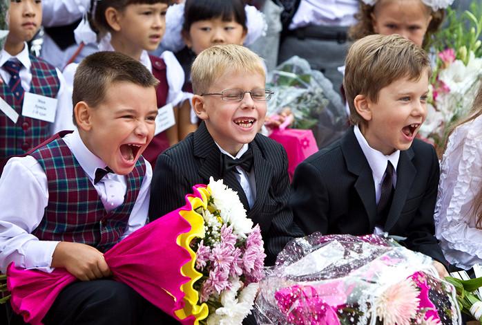 Школьные прикольные картинки с детьми, днем рождения